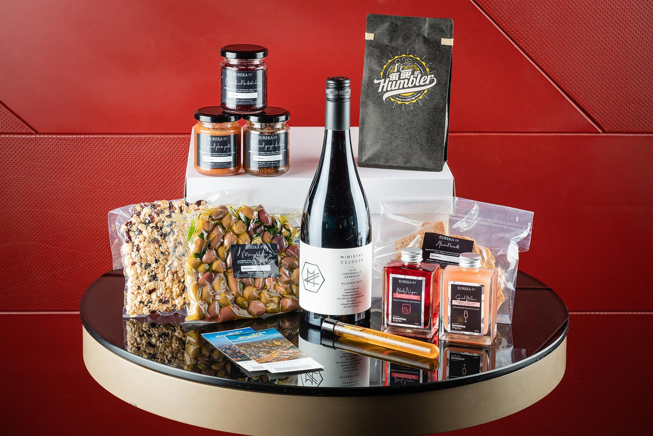 Grand Cru Deluxe Hamper