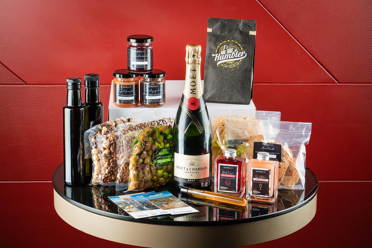Grand Cru Platinum Hamper