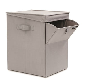 Stackable Laundry Box Gray