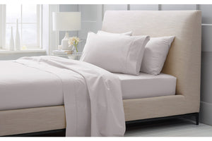 1000 TC Queen Luxury Sateen Sheet Set - Dove
