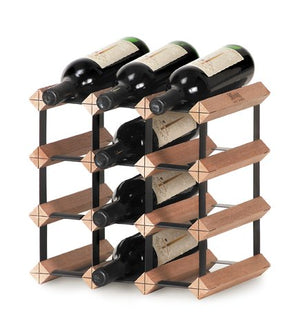 12 Bottle Wine Rack Kit
