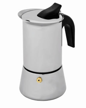 Inox Espresso Coffee Maker 2 Cup