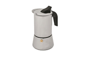 Inox Espresso Coffee Maker 9Cup - 900ml