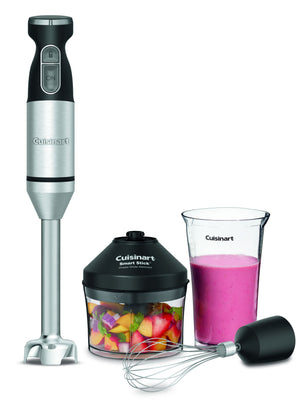 Stick Blender with Accessories Stainless Steel