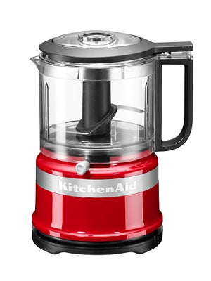 3.5 Cup Mini Food Chopper/Processor Empire Red