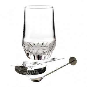 Irish Dogs Cocktail Pitcher, Stirrer & Strainer