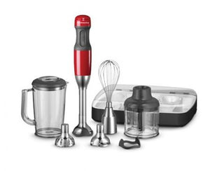 Artisan Deluxe Hand Blender KHB2569 -Empire Red