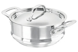 Maison Stainless Steel Multi Steamer Insert with Lid