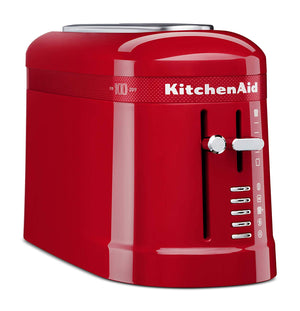 Limited Edition Queen of Hearts 2 Slice Toaster Passion Red