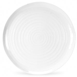 White, Round Serving Platter 30.5cm