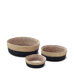 Cruz Trio Noir Baskets