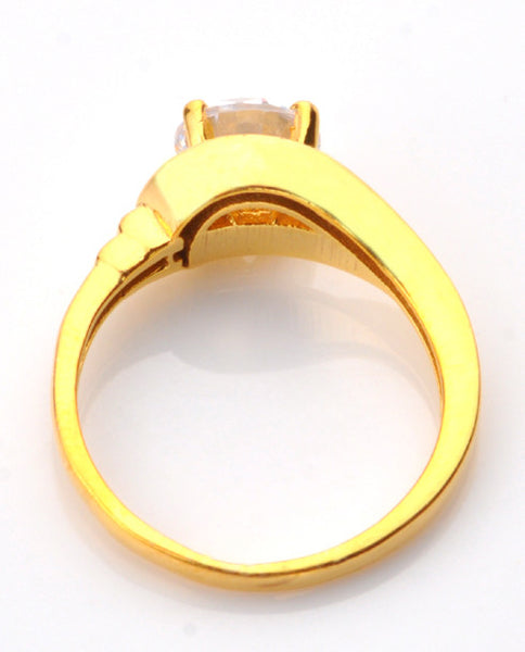 2.50 CARATS GOOD QUALITY ROUND SHAPE 14KT SOLID GOLD SOLITAIRE ANNIVERSARY RING
