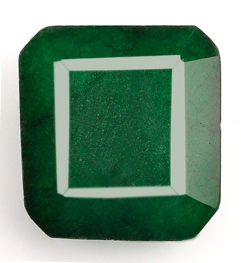 164.40 CARATS OCTAGON SHAPE 100% NATURAL GREEN EMERALD LOOSE GEMSTONE WITH CERTIFICATE