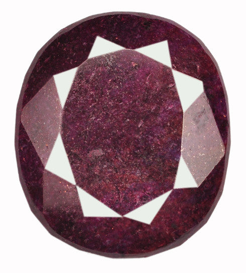 100% NATURAL RED RUBY OVAL SHAPE 434.95 CARATS LOOSE GEMSTONE WITH FREE CERTIFICATE