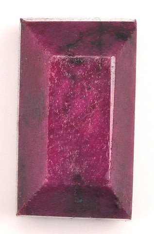 330.85 CARATS AMAZING RECTANGLE CUT 100% NATURAL RED RUBY LOOSE GEMSTONE WITH CERTIFICATE