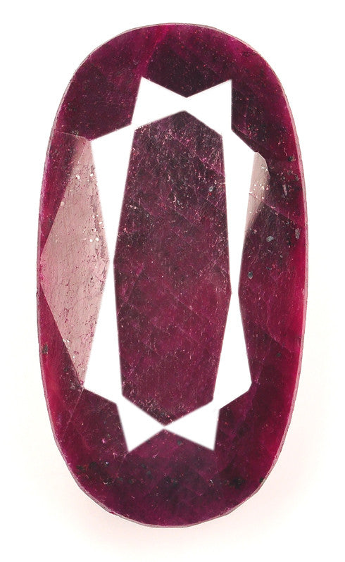 CERTIFIED LOOSE GEMSTONE 641.95 CARATS OVAL CUT 100% NATURAL RED RUBY