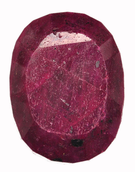 518.40 CARATS OVAL SHAPE 100% NATURAL RED RUBY LOOSE GEMSTONE WITH FREE CERTIFICATE