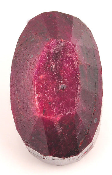 632.25 CARATS OVAL SHAPE 100% NATURAL RED RUBY LOOSE GEMSTONE WITH FREE CERTIFICATE