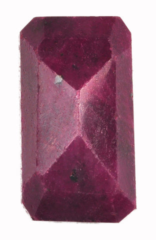 OCTAGON SHAPE 100% NATURAL RED RUBY LOOSE GEMSTONE 259.75 CARATS WITH FREE CERTIFICATE