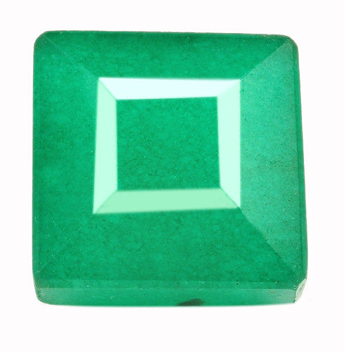 100% NATURAL GREEN EMERALD SQUARE SHAPE 160.00 CARATS LOOSE GEMSTONE WITH CERTIFICATE