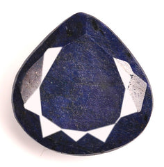 100% CERTIFIED NATURAL BLUE SAPPHIRE 270.65 CARATS BEAUTIFUL TRILLION SHAPE LOOSE GEMSTONE