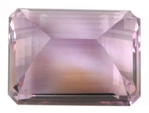100% NATURAL AMETHYST 41.00 CARATS OCTAGON SHAPE LOOSE GEMSTONE WITH FREE CERTIFICATE