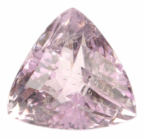 100% CERTIFIED 12.08 CARATS TRILLION SHAPE NATURAL AMETHYST LOOSE GEMSTONE