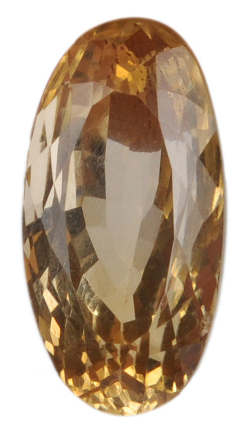 100% CERTIFIED NATURAL CITRINE 20.06 CARATS OVAL SHAPE LOOSE GEMSTONE