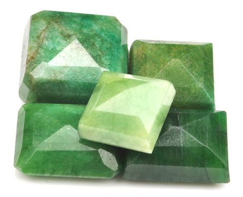 100% CERTIFIED 5PCS. NATURAL EMERALD 114.10 CARATS MIXED SHAPES LOOSE GEMSTONES WHOLESALE LOT