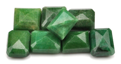 100% NATURAL GREEN EMERALD 168.00 CARATS MIXED SHAPES LOOSE GEMSTONES 8PCS. WHOLESALE LOT WITH FREE CERTIFICATE