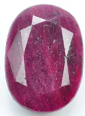 100% CERTIFIED NATURAL AFRICAN RED RUBY CARVED OVAL SHAPE 371.05 CARATS LOOSE GEMSTONE
