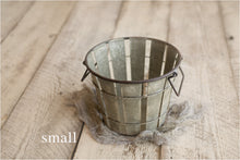 Metal Bushel Basket