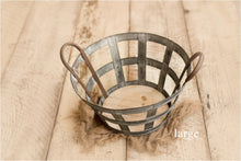 Tin Orchard Basket