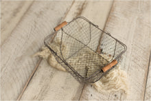 Rectangle Mesh Wire Basket