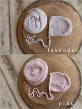 Jessica Bonnet and Wrap Set