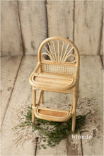 Mini Bamboo High Chair