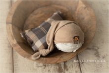 Sleeper Cap and Pillow Set