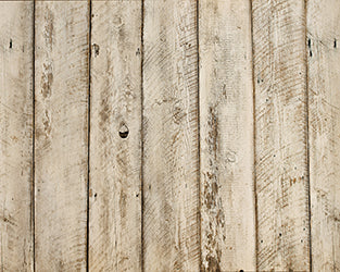 Rozzi Barnwood Planks Mat Floor-Cream