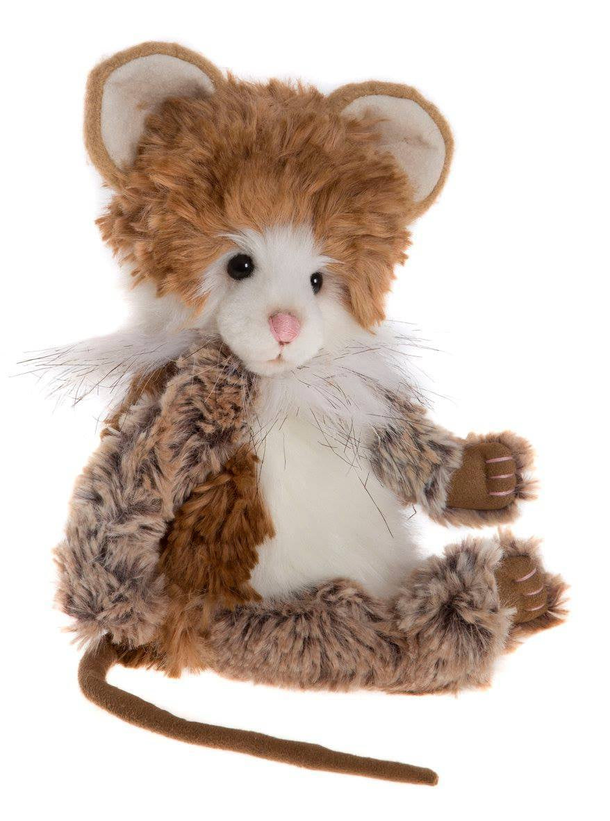 Charlie Bears 2017 - Munchkin Mouse | The Teddy Bear Shop Hobart