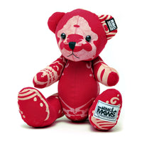 RMC Bandana Bear Red - Free Shipping