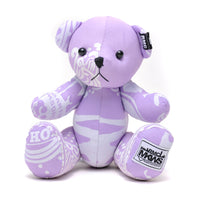 RMC Bandana Bear Light Purple - Free Shipping