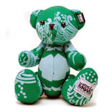 RMC Bandana Bear Green - Free Shipping