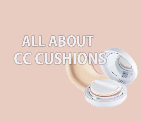 Korean Women's Makeup Trend for Cushion Compacts and Water Shine Makeup