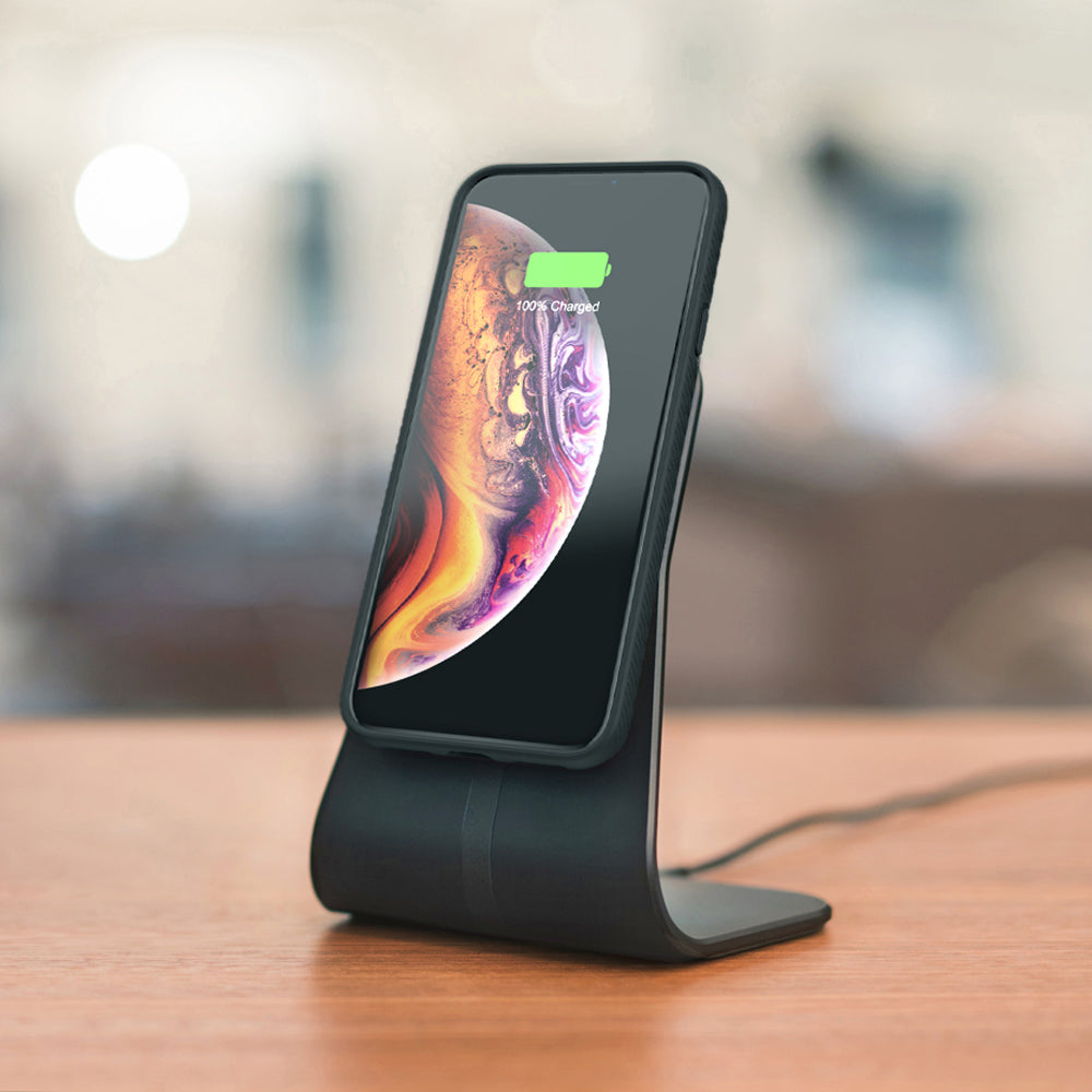 best loved 4015a edd6c Magnetic Wireless Charging Case for iPhone XS