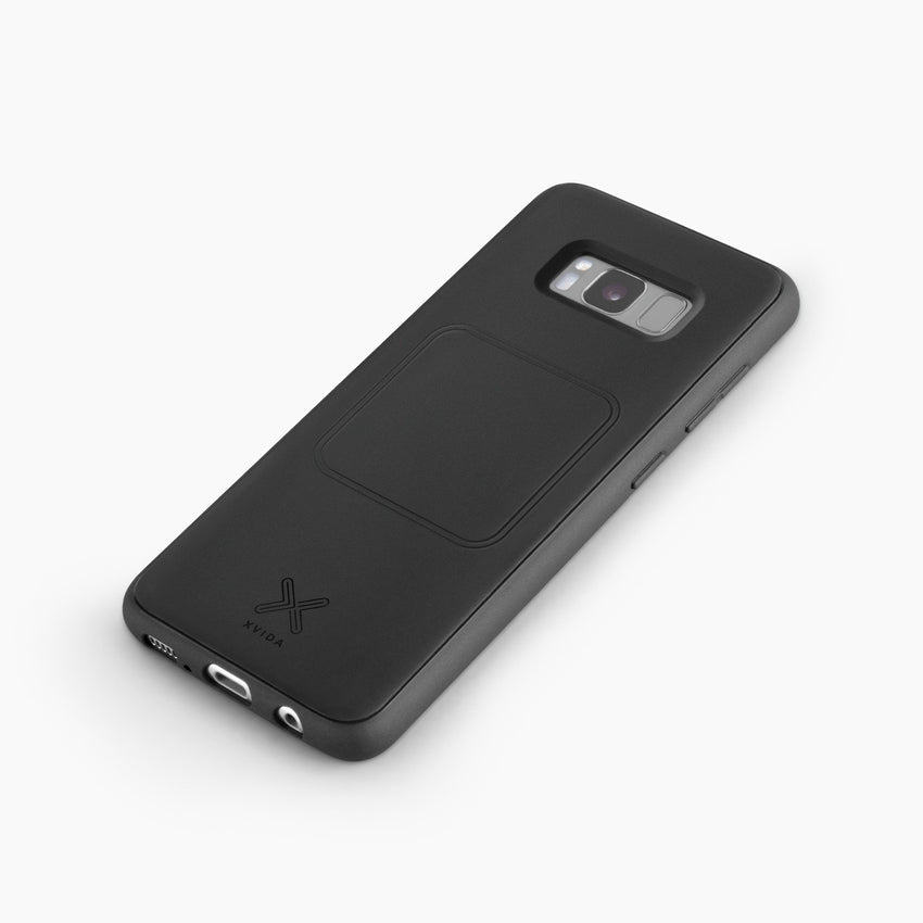 Samsung Galaxy S8 Magnetic Protective Case Black Slim