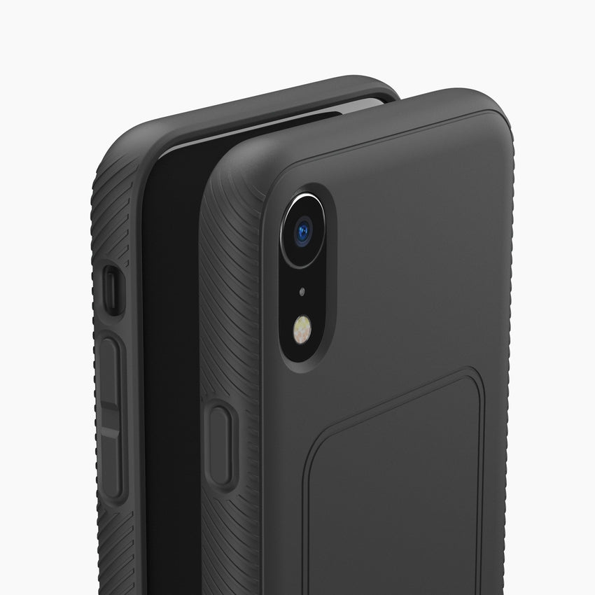 Best iPhone XR Case with magnetic back slim protective