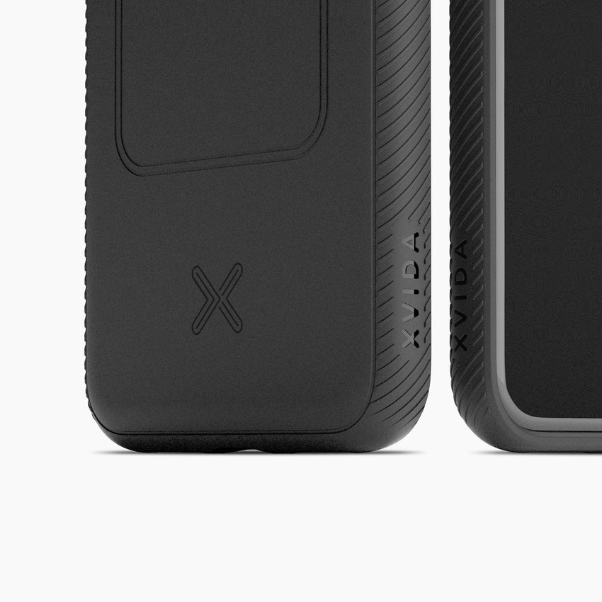 slim shock absorbing protective iPhone XS max magnetic case