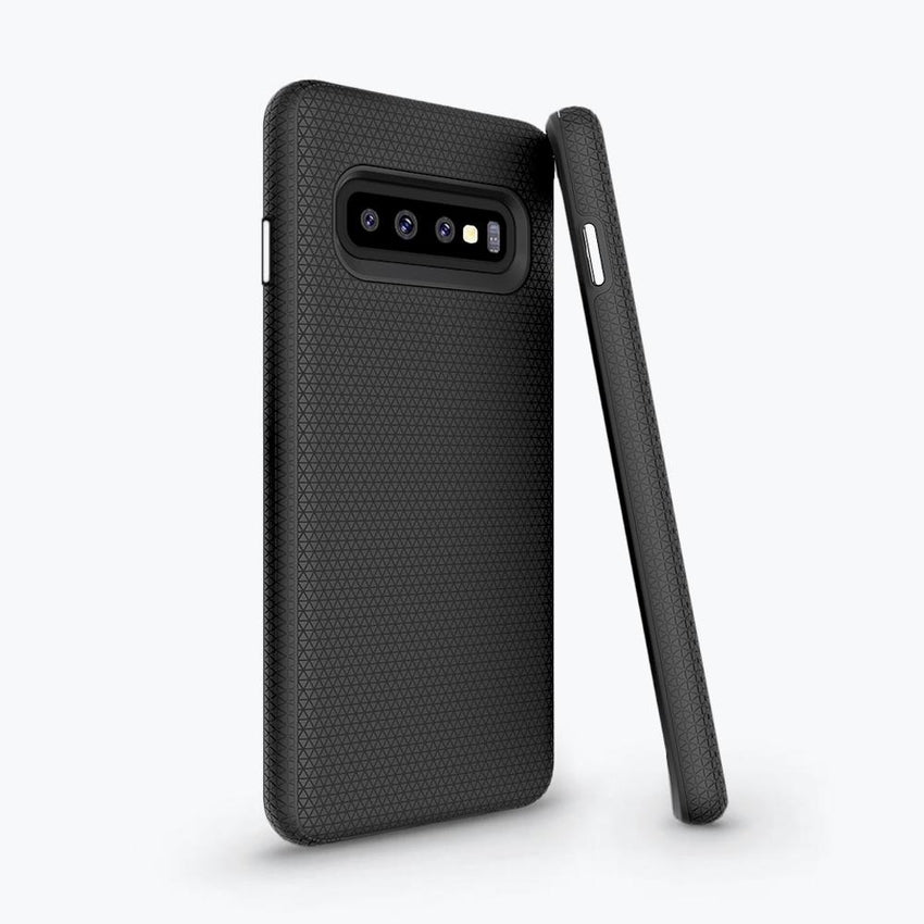 magnetic phone case Samsung Galaxy  s10 plus rugged black