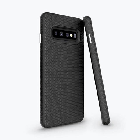magnetic phone case Samsung Galaxy  s10+ rugged black