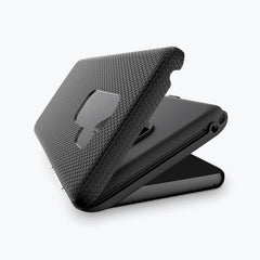 Impact Protection Case for Samsung Galaxy S9+ with magnet black